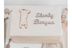 Pudełko na skarby dziecka