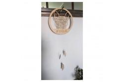 Łapacz snów - geometryczny buldog francuski