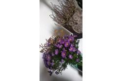 złoty Topper do kwiatów