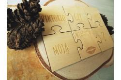 puzzle prośba o świadkowanie