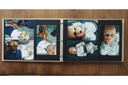 Album dla noworodka bez przekładek