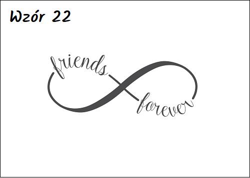 Album dla przyjaciolki wzor 22
